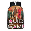 26 squid game backpack