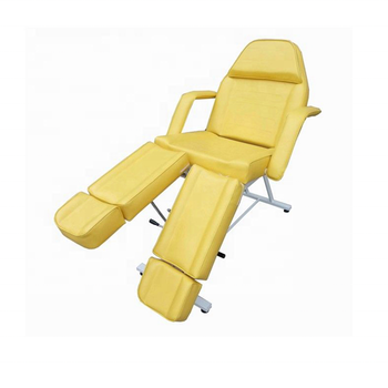 Wholesale cheap salon furniture spa table massage bed treatment facial bed tatoo chair used