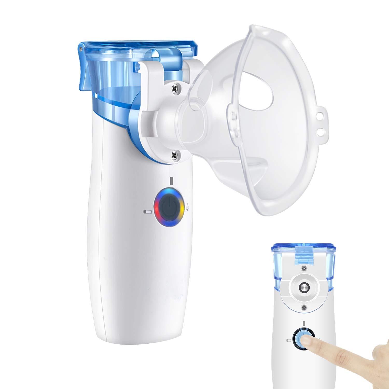 Portable Handheld Asthma nebulizer machine ultrasonic nebulizer breathing machine for asthma
