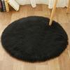 Rotondo 30 centimetri nero