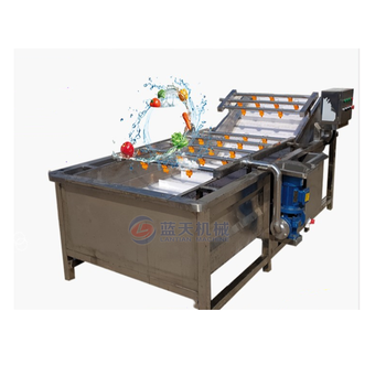 Apple pear grape cherry washing machine fruit and vegetable washing equipment