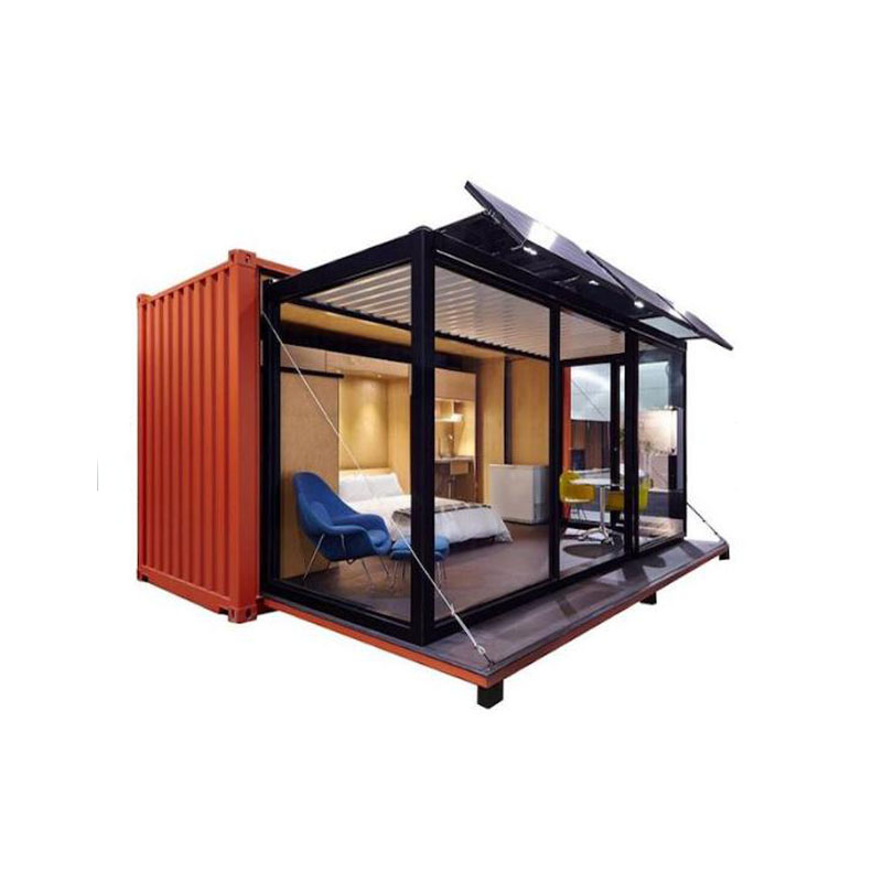 2020 modern container houses mobile home for living and workplace