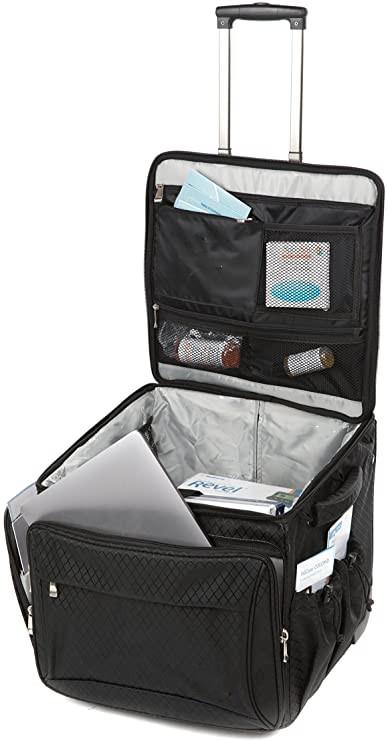 Индивидуальный логотип или размер, мобильная офисная и дорожная тележка, сумка-тележка