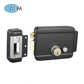 High Security Stainless Steel 12V Security Smart Magnetic Electronic Metal Door Gate Electric Door Rim Lock