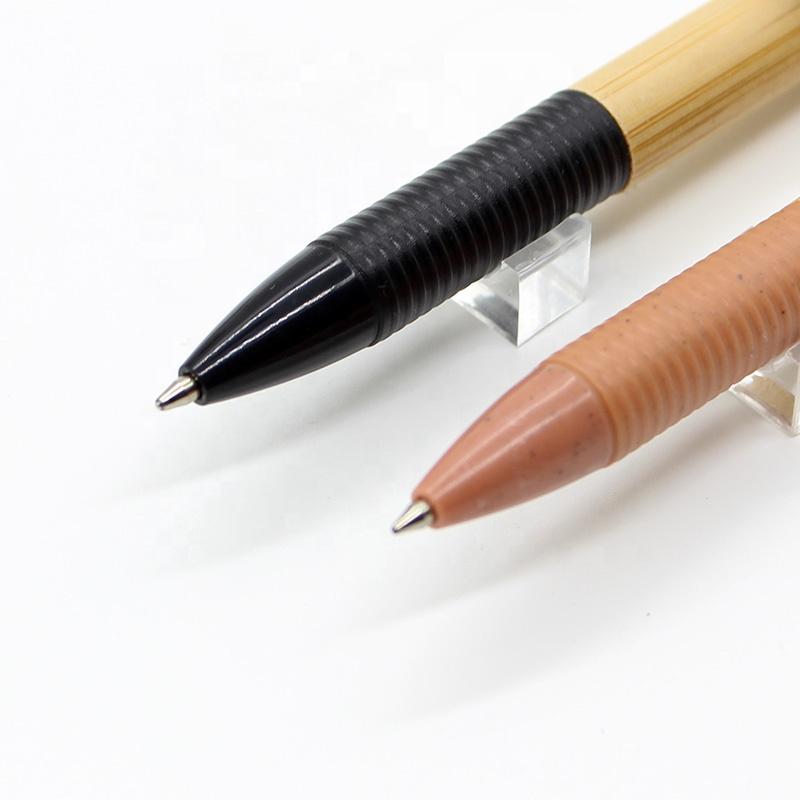 Дизайн Prostar, новый материал, Экологичная шариковая ручка из бамбука и пшеничной соломы