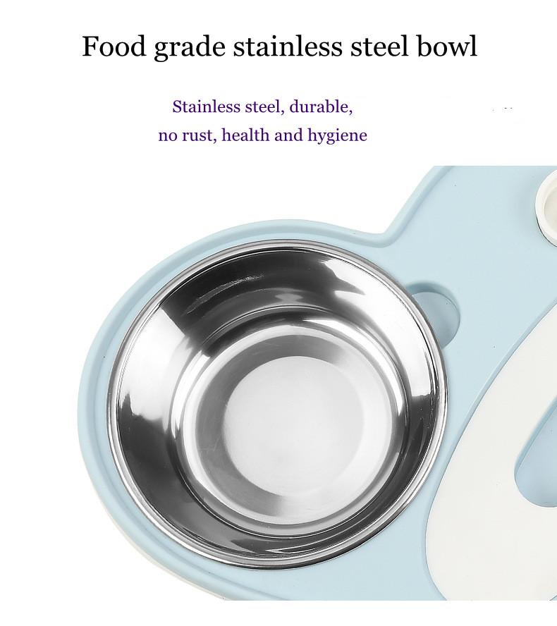 Wholesale detachable cat water dispenser high quality pet bowl