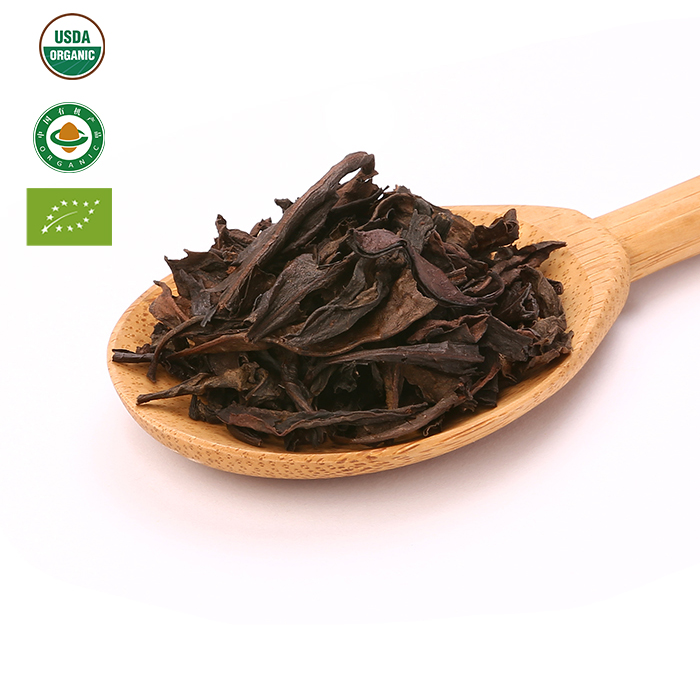 Organic Wuyi Oolong STD Organic Tea Leaves Health - 4uTea | 4uTea.com