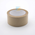 Tape 50mm Customized Packing Tape Self Adhesive Kraft Paper Tape With 1 Color Printed For Carton Sealing 50mm X 45m
