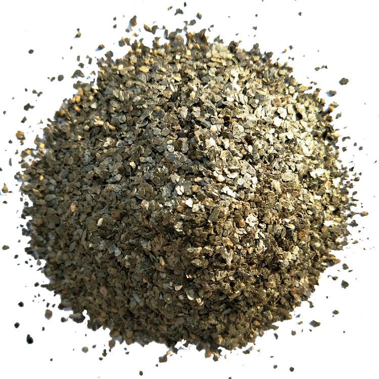 Gold bulk vermiculite ore