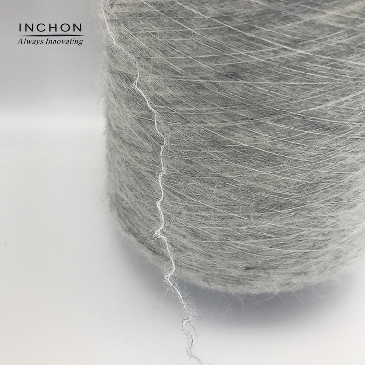 Good quality factory directly selling hand knitting yarn mohair