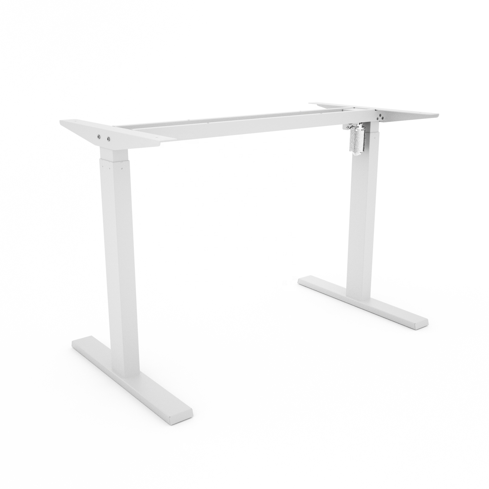 Office Automatic Single Motor Electric Height Adjustable Desk