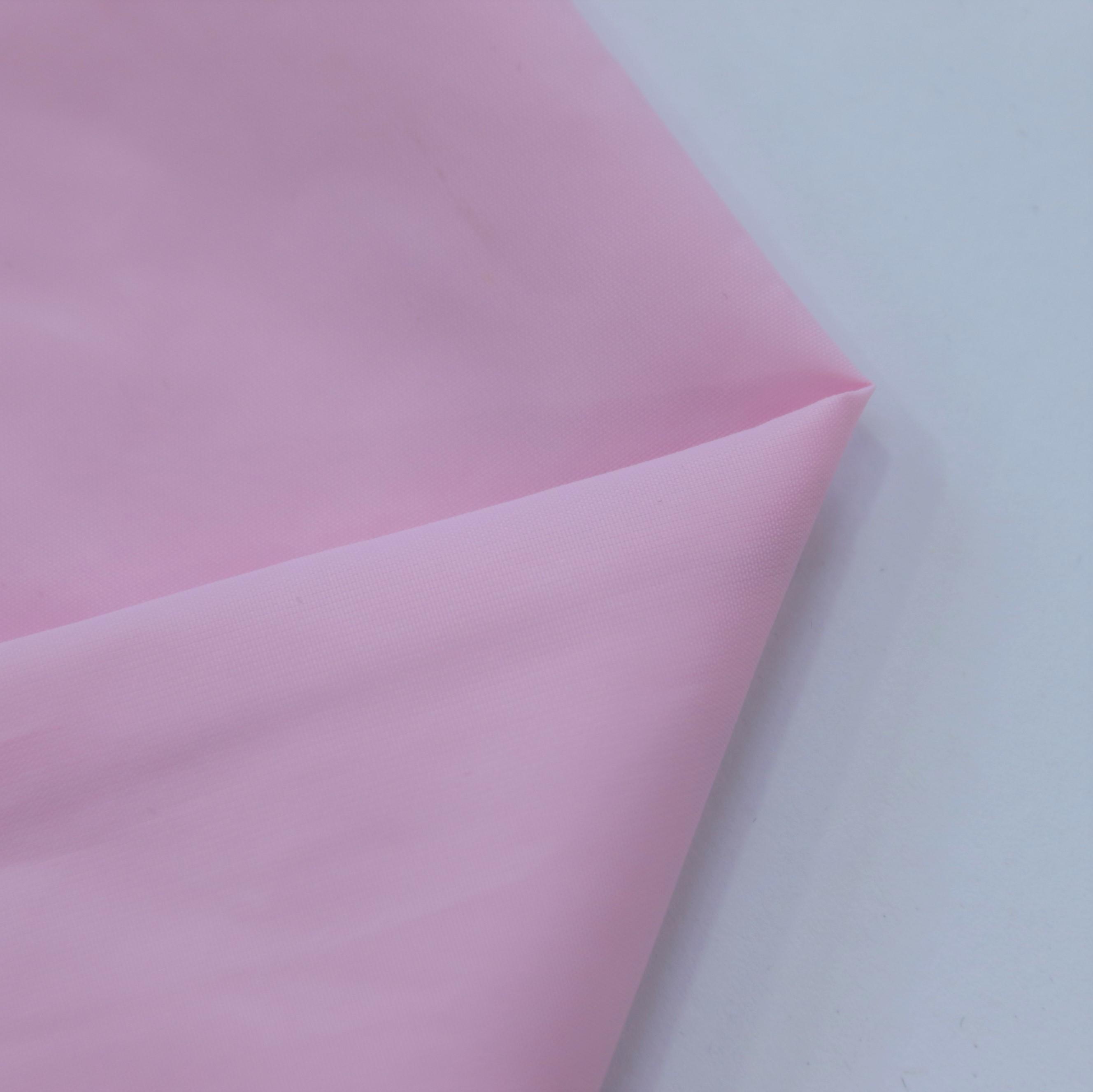 100%Nylon waterproof and downproof dull nylon Taffeta fabric for bags with symphony blu-ray pearl coating