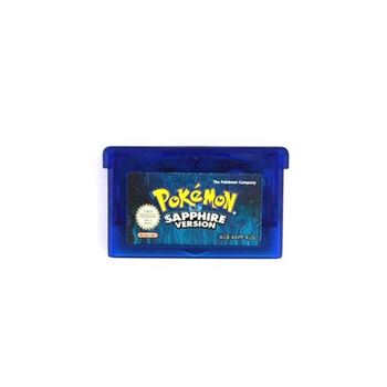 Free Shipping Wholesale 5 Version of Pokemon GBA GBC Game Cards Emerald Firered Leafgreen Ruby Sapphire for GBA/GBA SP/ GBM/DS