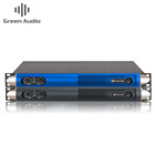 Professional GAP-D1200 Hot Selling Professional Digital Amplifier With Low Price