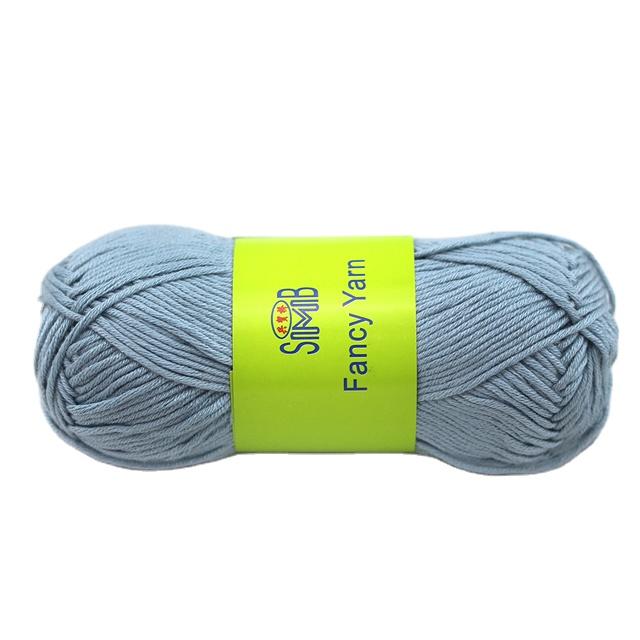 FY-HB3422china bamboo cotton hand knitting yarn factory suzhou huicai textile wholesale bamboo blends yarn