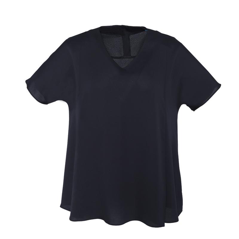 Huiquan Современная женская летняя Свободная Повседневная футболка с коротким рукавом