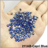211AB-Capri Blue AB