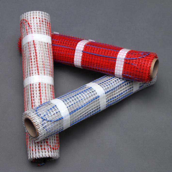 Electric radiant underfloor heat systems&parts warm floor heating mat