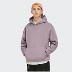Stocked High Quality Plain White Baggy Hoodies Pullover Sweatshirts Over Sized Black Bulk Hoodies for Men