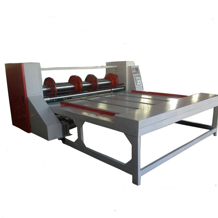 Долбежный/гофрированный ящик rs4 долбежный станок/машина для изготовления картонных коробок цены