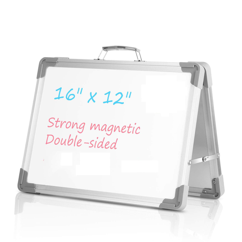 Интерактивная Классная доска sublima для сухого стирания, маркер для холодильника, магнитная доска для сухого стирания, легкая запись и протирание, настольный мольберт, белая доска