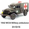 Militare ambulanza