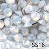 SS16-White Opale Con Strass