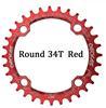 אדום דיסק 34T