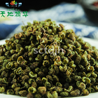Hotpot best partner Green Chinese pepper natural raw materials Sichuan Dry Green Pepper Supplier