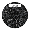 3 Jet Black