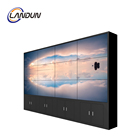 55 Inch Tv Led Led Screen Video Wall Factory Outlet High Quality 55 Inch 3x3 2x3 4x4 1080P 500nits Wide Screen Advertising Tv Led Video Wall Monitor