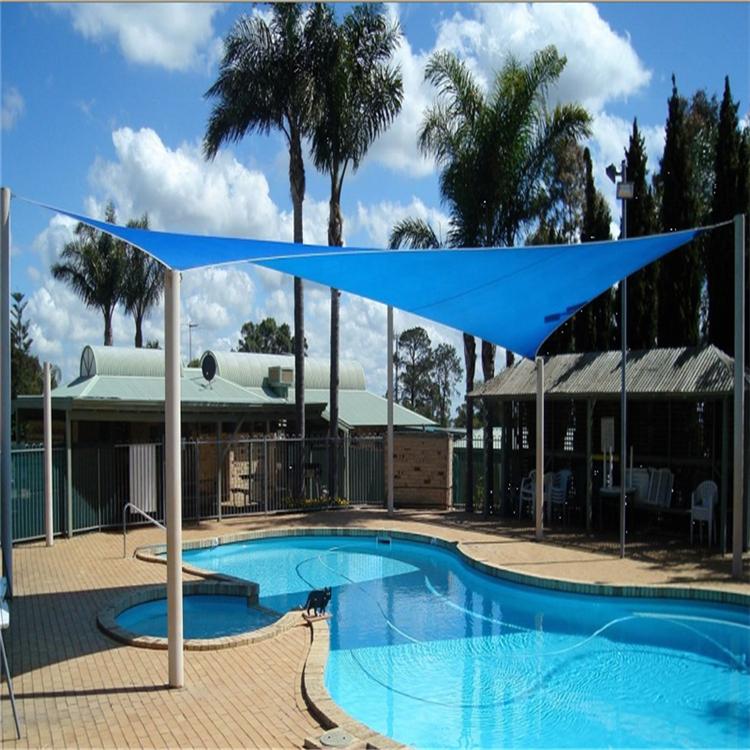 3.6 *3.6m UV Treated Waterproof Retractable Awning/Sun Shade Sail