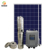 solar submersible deep well DC water pump wind generator water pump 1100W