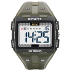shenzhen sport watch fashion reloj digital watch in stock