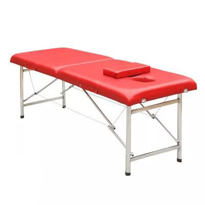 Portable lightweight easy carry message bed