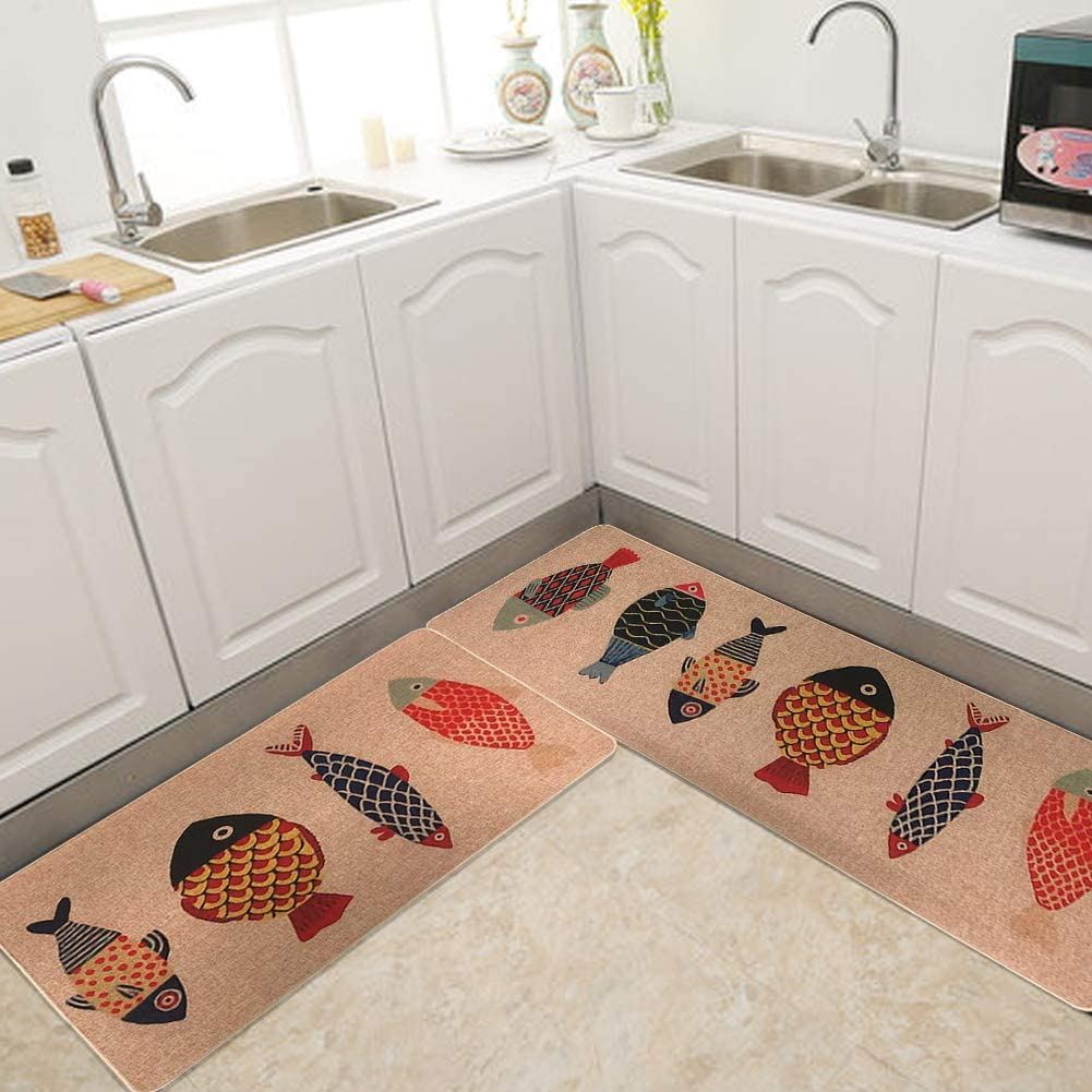Rts Amazon Best Selling Printed Linen Washable Non Slip Rubber Back Door Mat Area Rug Kitchen Rugs Buy Linen Kitchen Rug Printed Area Rug Rubber Kitchen Rug Product On Alibaba Com