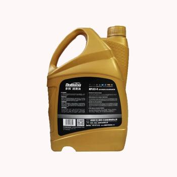 CJ-4 High Mileage Gasoline Car Engine Oil Lubricant motor oil