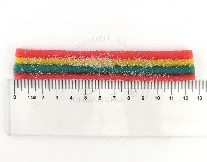 coated sour belt