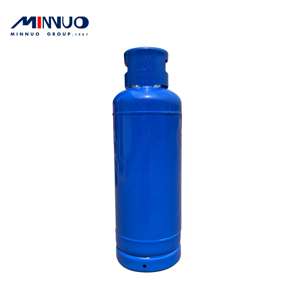China suppliers hot selling 20kg 48L Steel  cylinder free for Dominica