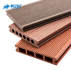 Plastic Wood Outdoor Sun Proof Plastic Wood Decoration Building Material Composite Decking