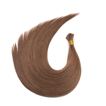 Wholesale Bulk Hair Extensions Human Hair Braiding Bulk Virgin Hair Unprocessed