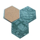 Wedding Gift Coasters Coaster Marble Coasters Hexagon Wedding Gift Give Away Marble Coasters Hexagon Custom Made Marble Coaster