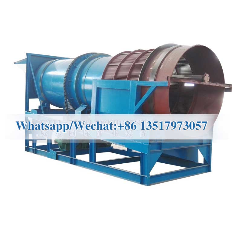 Gold mineral processing equipment processing plant