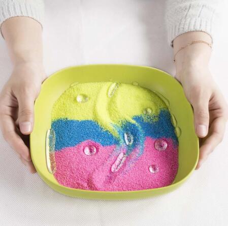 Новое поступление, волшебный песок, фантастические игрушки из песка для подарка на день рождения.
