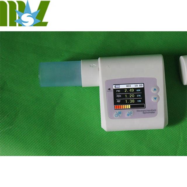 Электронный портативный Спирометр MSLYM01
