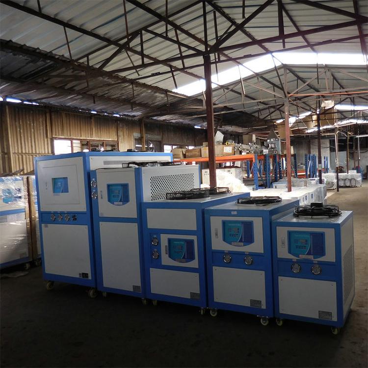 Аксессуары для литьевой машины, промышленный охладитель 15 л.с. с водяным охлаждением