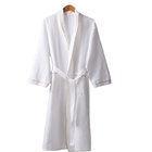 Terry Bathrobe Hotel Best Sale Unisex Terry Cloth Bathrobe 100% Cotton Hotel