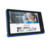 Industrial touch screen wall mounted android tablet poe 10 inch with led light bar for meeting hotel school clinic