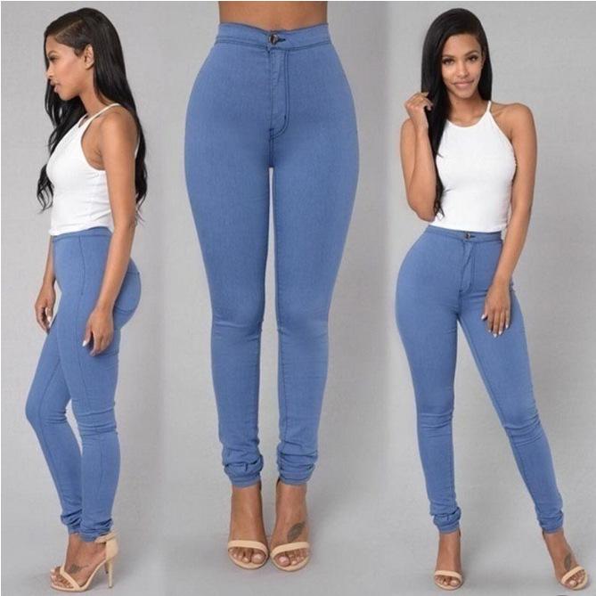 Pantalones Vaqueros Para Mujer Pantalon Vaquero Elastico 6 Colores 2020 Buy Jean Barato Jeans Flaco Pantalones Para Mujeres Product On Alibaba Com