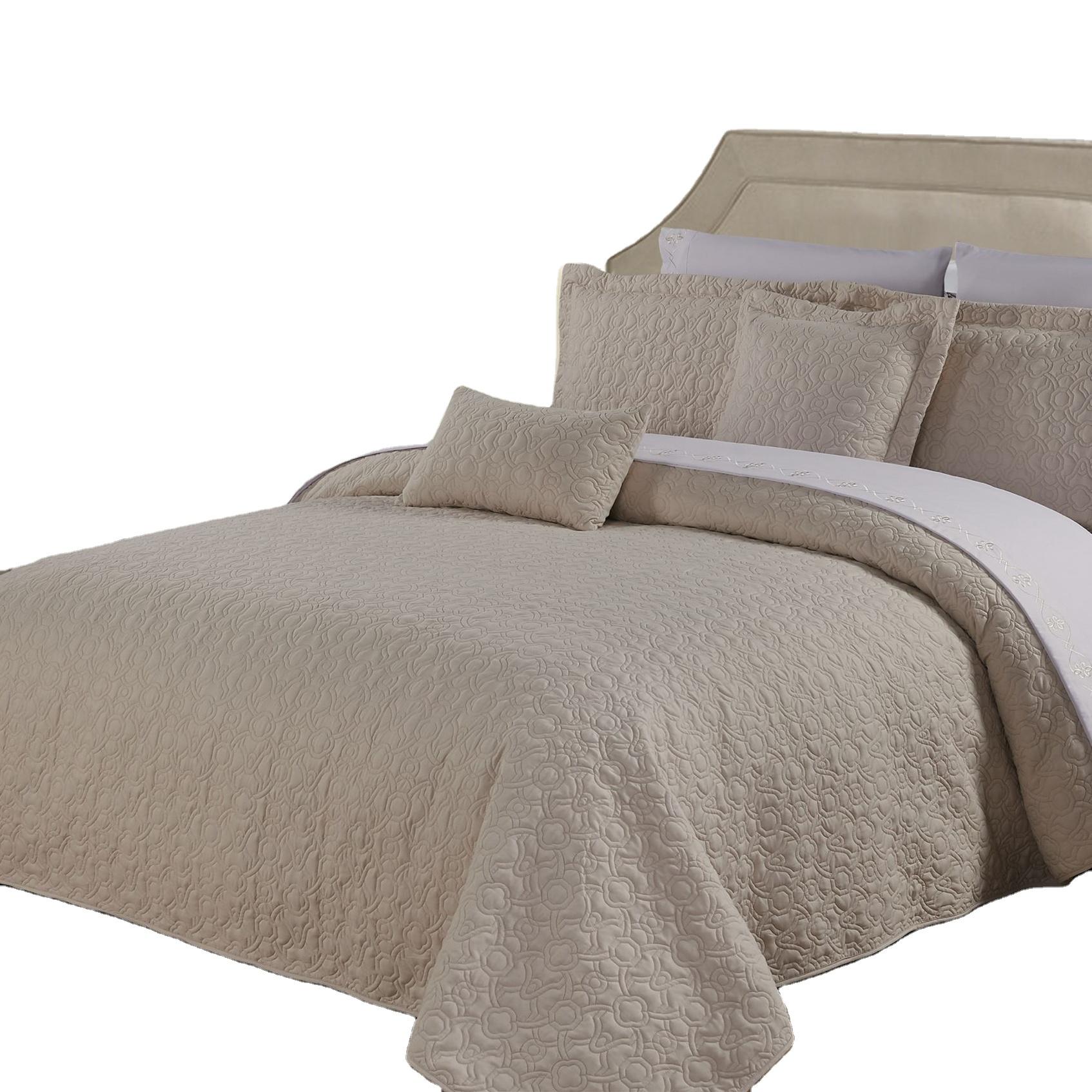 Домашний текстиль KOSMOS, летнее одеяло, 100 хлопок, покрывало с вышивкой